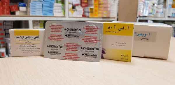 داروها در جراحی زیبایی بینی